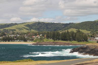 One of the Beches at Kiama