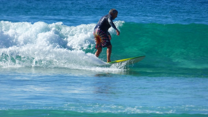 On a Wave at Scamander