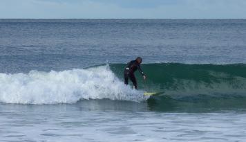 Finally got a wave