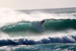 Rider on a Wave