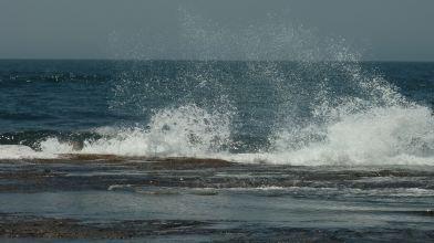 Waves at Iluka Bluff