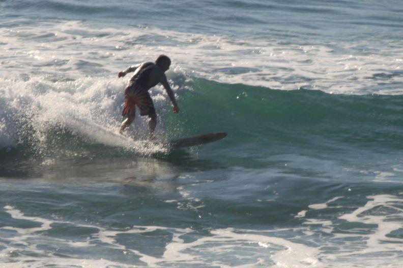 Dean Surfing