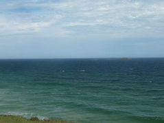 North Rock with North Solitary Island (just) visible in the background.
