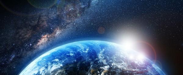 galactic-space-sunrise