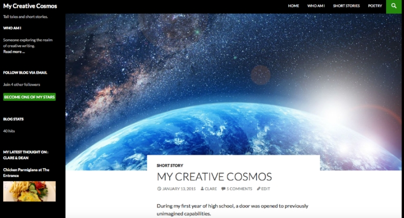 My Creative Cosmos
