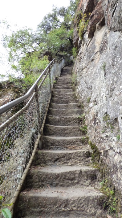 Up The Furber Steps