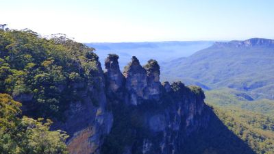 The Three Sisters Again