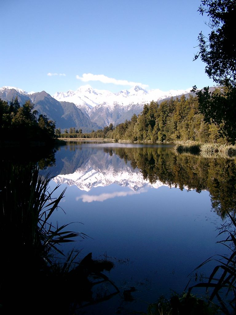 Lake Mathison, New Zealand