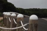 Ropes at Bastion Point