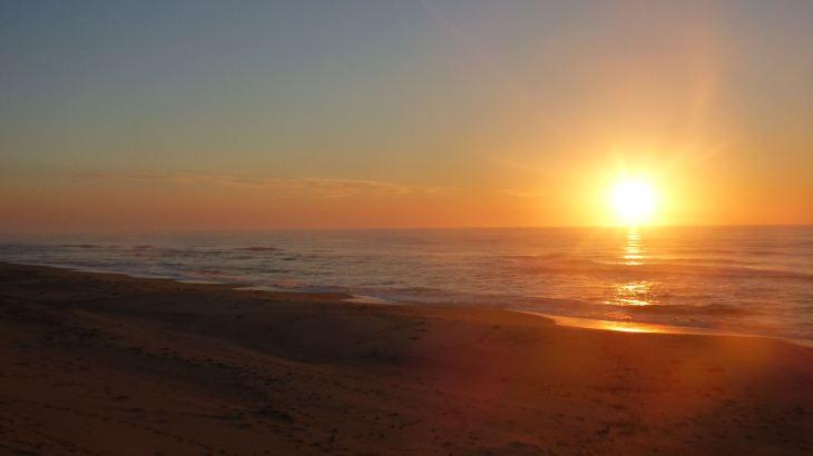 Sunrise Over Ninety Mile Beach