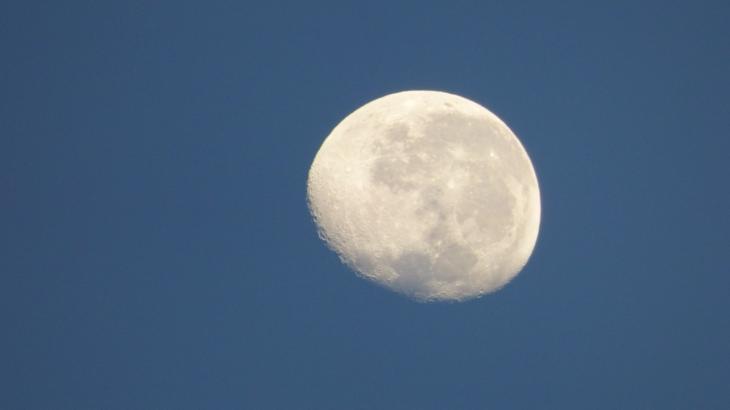 My Dear Old Friend - The Moon