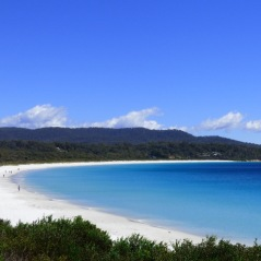 Binalong Bay on the East Coast