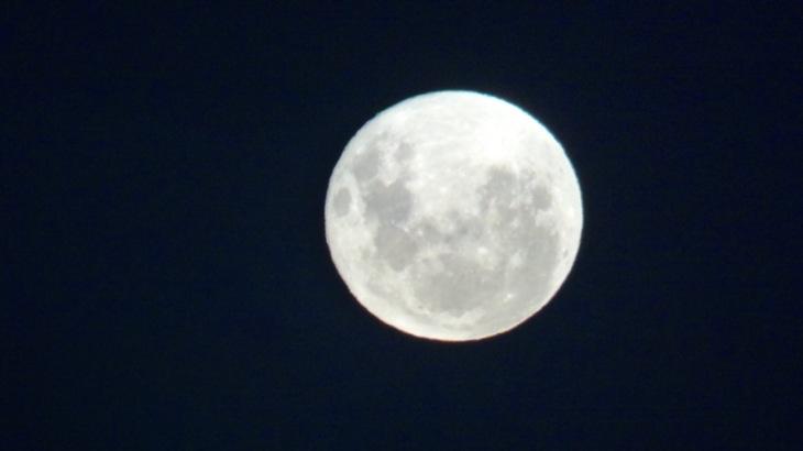 Full Moon - March 6, 2015