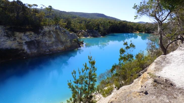 Little Blue Lake