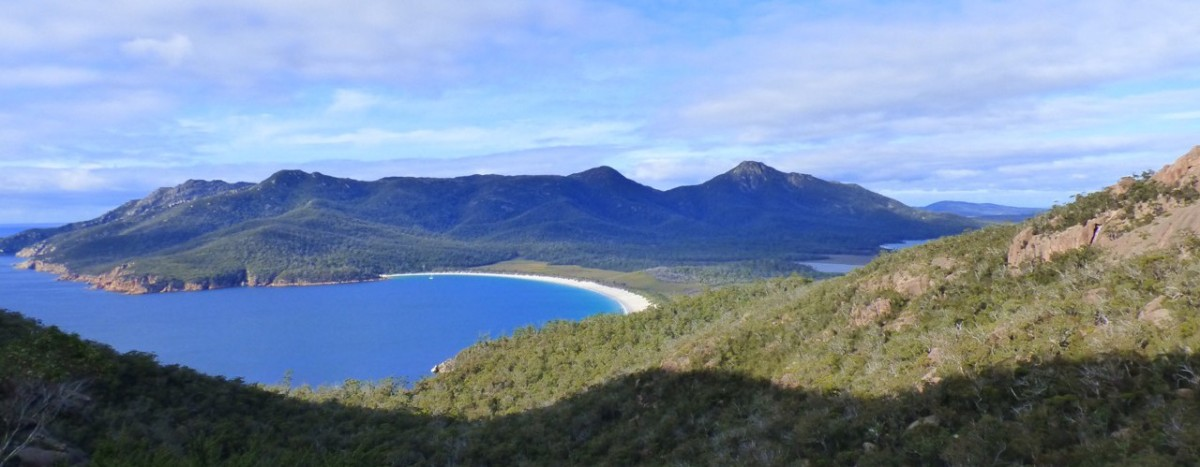 The Freycinet and Maria Island