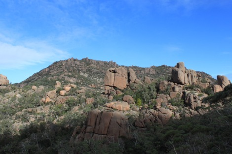 Granite Cliffs