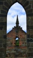 In through the Church window