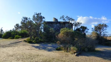 Cape St George Lighthouse ruins