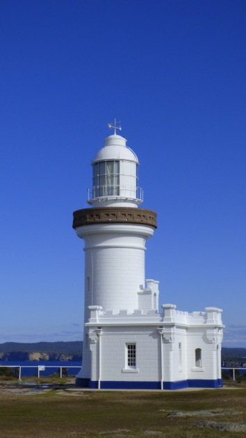 The Point Perpendicular Lighthouse