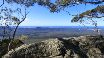 View to the East