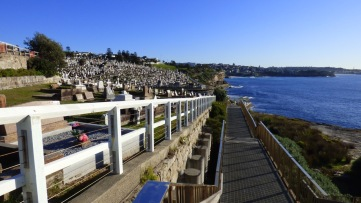 Waverley Cemetery - A final resting place with an amazing view