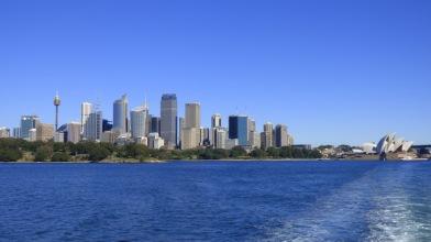 The famous skyline