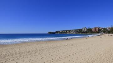 Manly Beach - Dean grew up around here