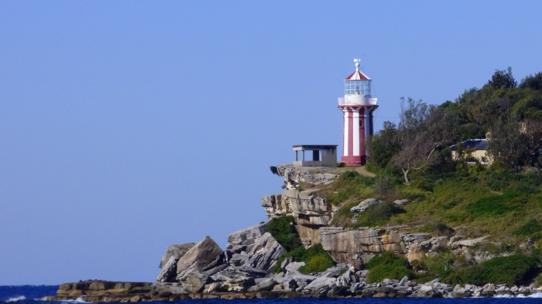 Hornby Lighthouse, Sydney