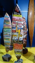 Surfboard postcards (from the edge)