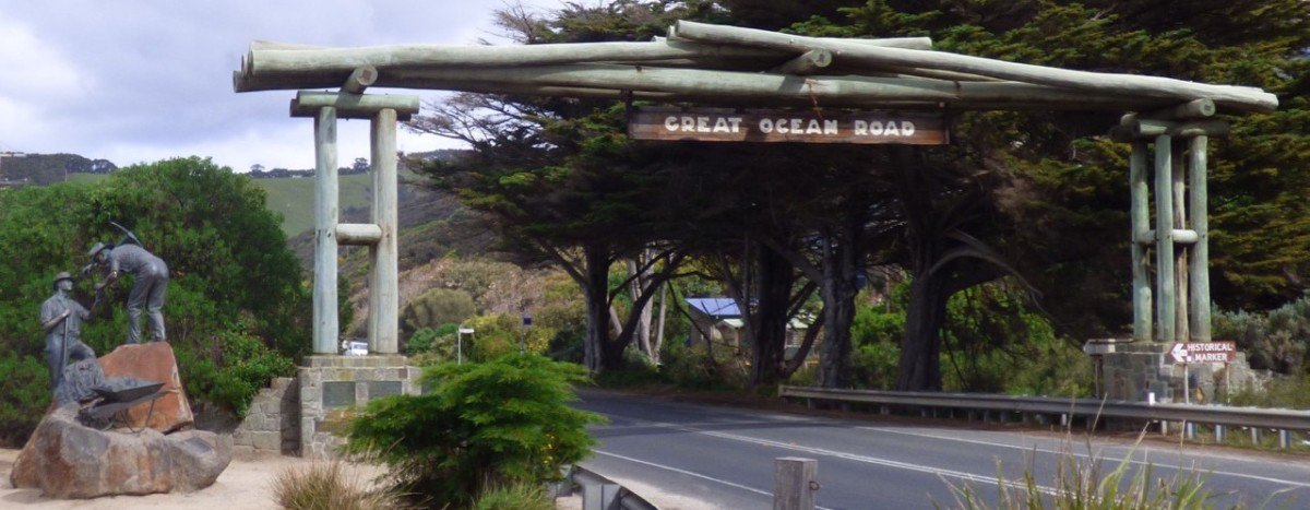 The Great Ocean Road - Part 1