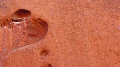 The 'Heart' of Uluru