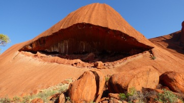 The Kitchen - Uluru