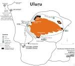 Uluru Map