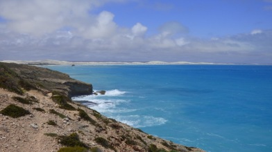 The Head of the Bight - Looking East