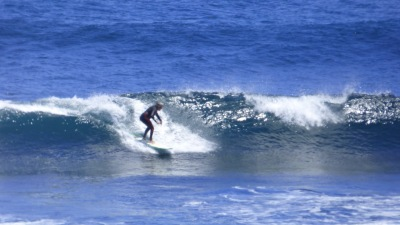 Surfing Mainbreak