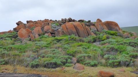 Rocks at the Waterwheel