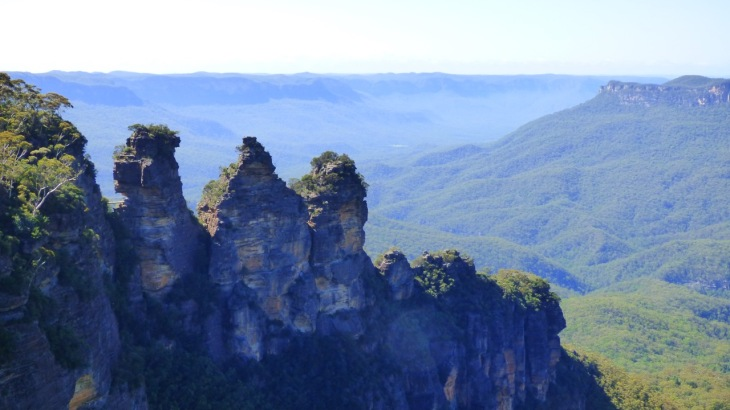 The Three Sisters - Katoomba, New South Wales