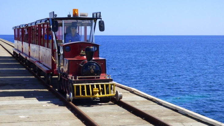 Busselton Jetty Train