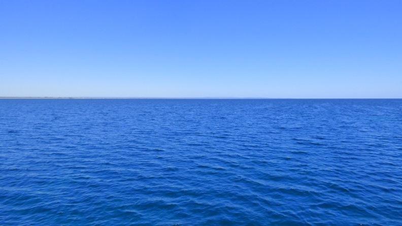 The view west towards Cape Naturaliste