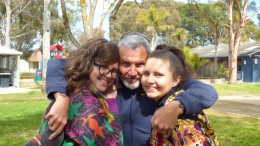 Melissa, Dean and Shelley (September 14, 2015)