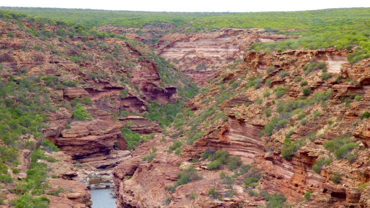 Z Bend, Kalbarri National Park