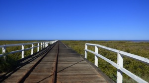 One Mile Jetty - Carnarvon