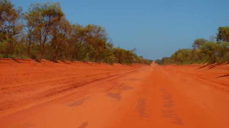The Red Road to Willie Creek Pearl Farm