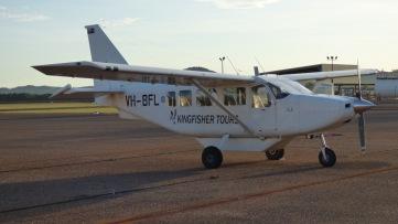 Our GA8 Airvan