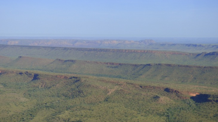 The Osmond Ranges