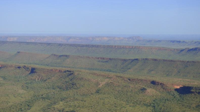 The Osmond Ranges