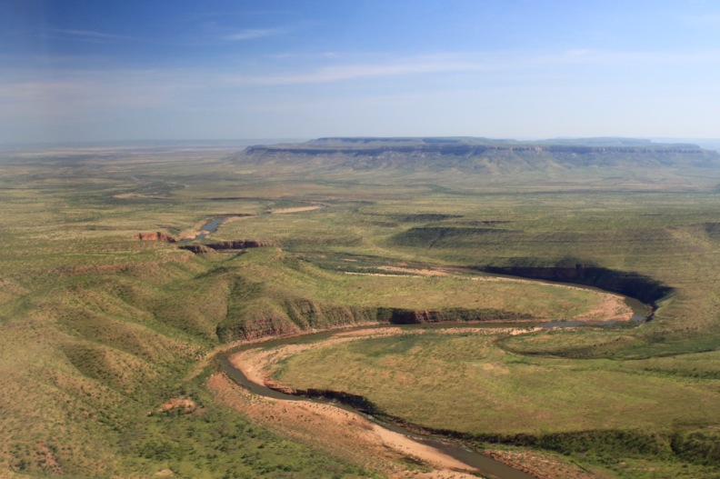 Cockburn Range in the background