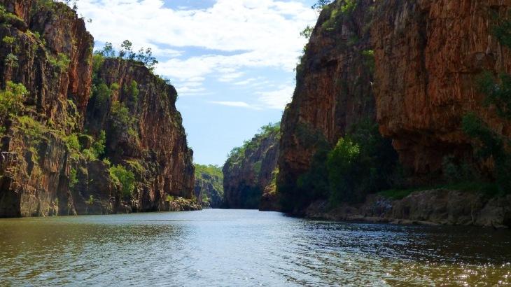 Nitmiluk Gorge, Northern Territory