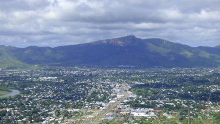 Mount Stuart, Townsville's other landmark