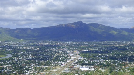 Mount Stuart, Townsville's other landmark